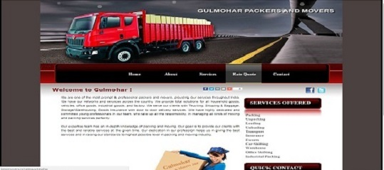 Gulmohar Packers And Movers